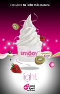 Campaña para producto helado de yogur