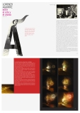 Páginas interiores de la revista oficial de Hogueras FESTA