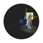 Proyecto de cartel para exposición de portadas de discos de jazz
