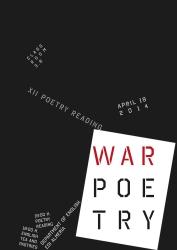 Jornadas de poesía y guerra