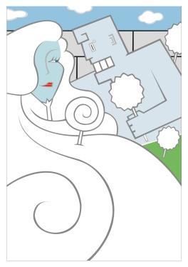 ilustraciones para el cuento de Oscar Wilde