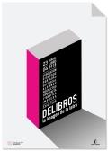Cartel para exposición Día del libro. Escuela de arte Albacete