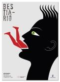 Cartel para representación teatral en Escuela de arte Albacete