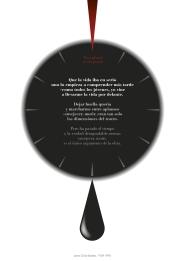 ilustración sobre poema de Jaime Gil de Biedma